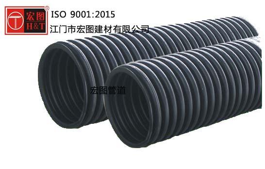 HDPE 双壁波纹管